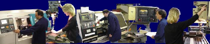 Thermoplastic Engineering machinery in work